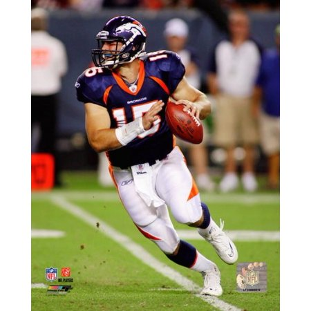 Tim Tebow 2010 Action Photo Print