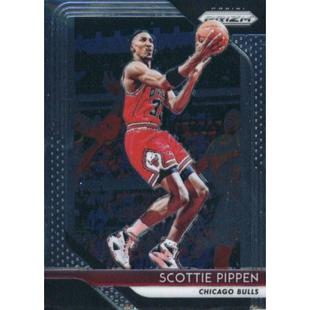 2018-19 Panini Prizm #65 Scottie Pippen Chicago Bulls Basketball Card](Halloween Ball Chicago 2017)