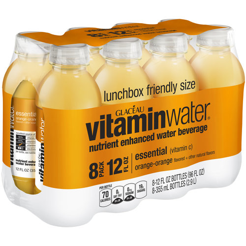 Vitaminwater Essential 12oz 8pk