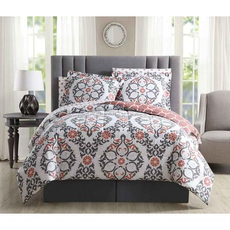 Shakti Floor - 8 Piece Shakti Reversible Comforter Set