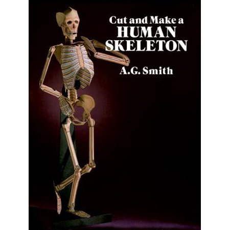 Cut and Make a Human Skeleton](Cut Out Skeleton)