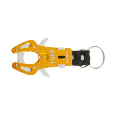 Durable Carabiner Clip Climb Hook Lock Keyring Keychain - image 1 of 5