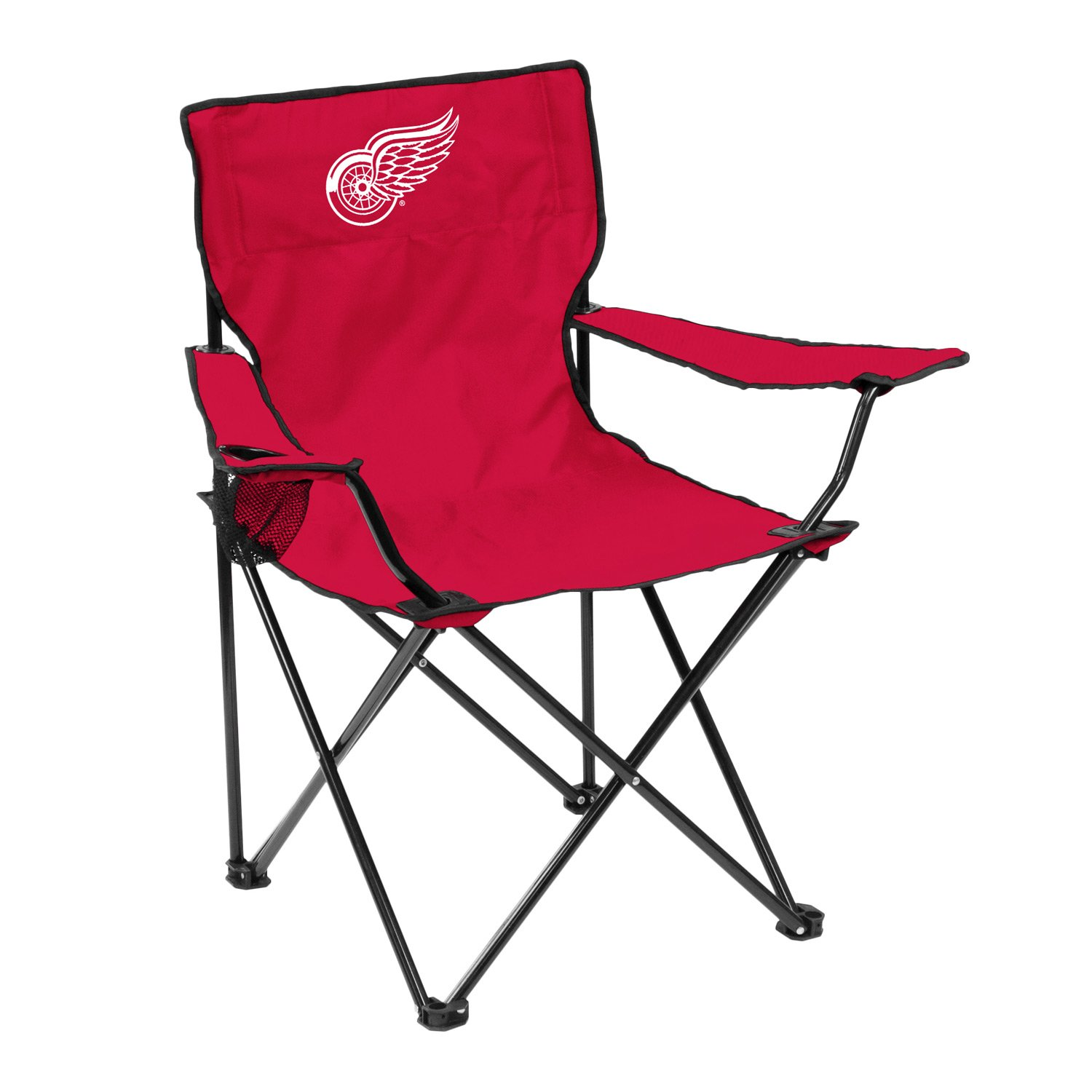 Folding C& Chair Logo Detroit Red Wings Adjustable Quad C&ing Chairs - Walmart.com  sc 1 st  Walmart & Folding Camp Chair Logo Detroit Red Wings Adjustable Quad Camping ...