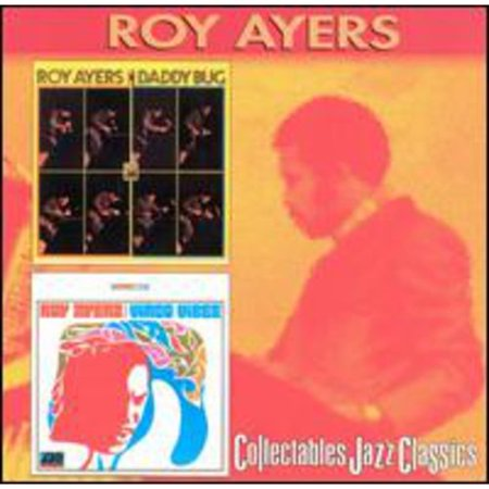 Roy Ayers   Daddy Bug Virgo Vibes  Cd