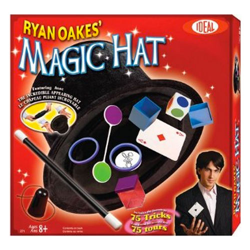 Brybelly Ryan Oakes Collapsible Magic Hat