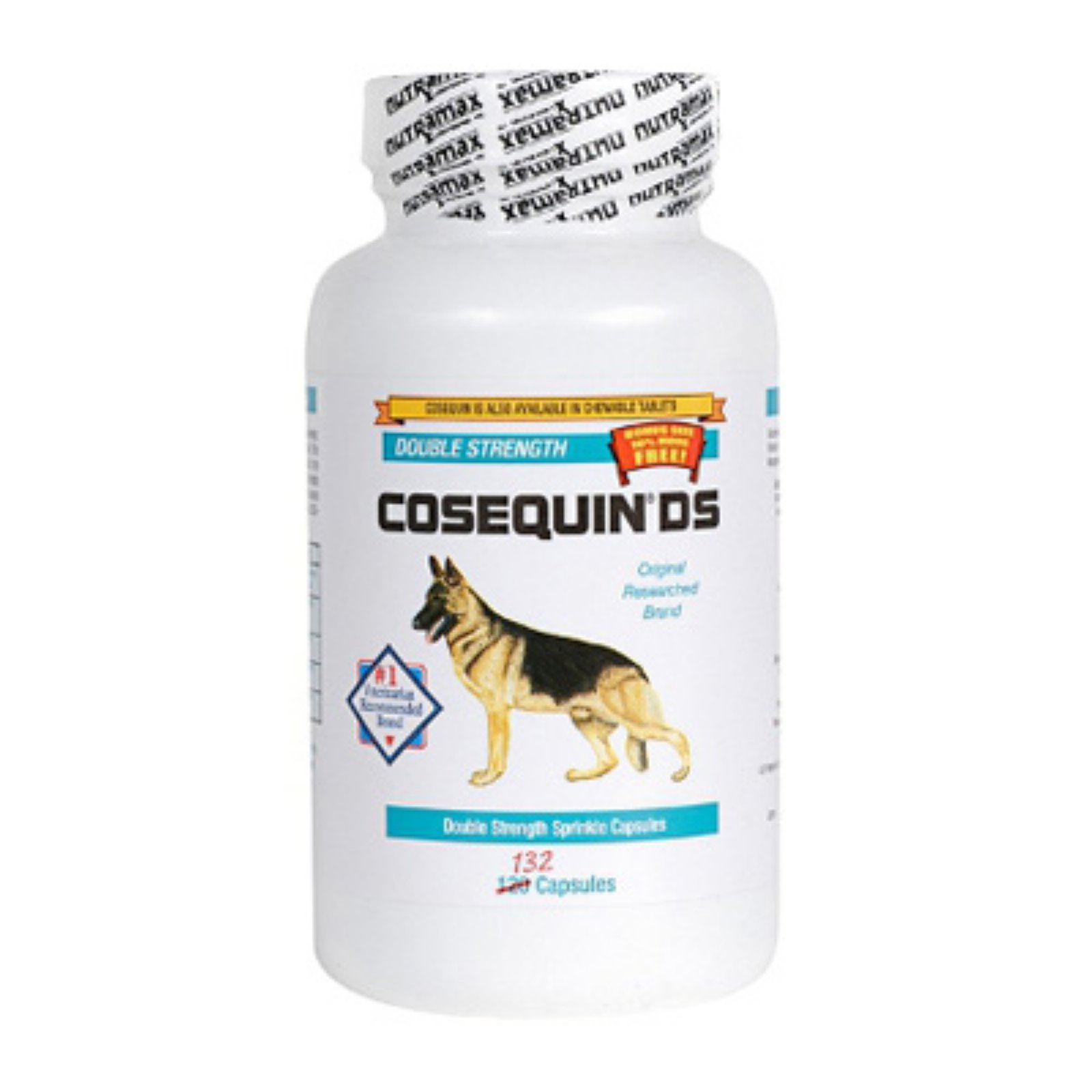 Cosequin DS Capsules Dog Joint Supplements