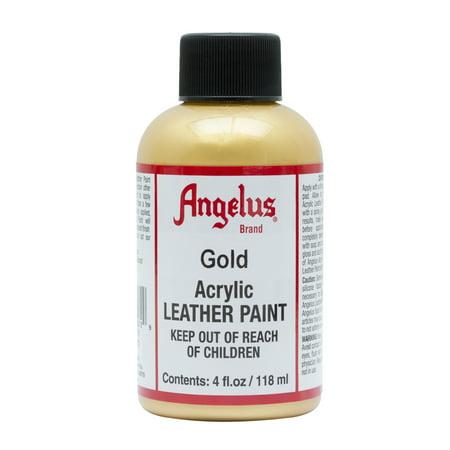 Angelus® Leather Paint, Gold, 4 oz.