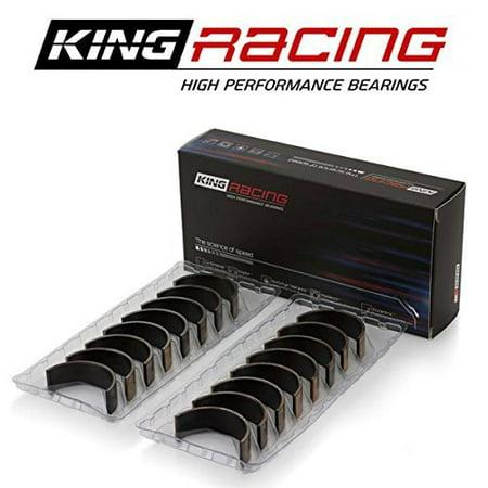 Rod Main Engine Bearings - King Engine Bearings CR 807HPN 030 King HP-Series Rod Bearings
