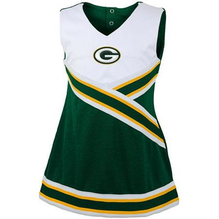 388964b1 Nfl Girls' Greenbay Packers Cheerleader