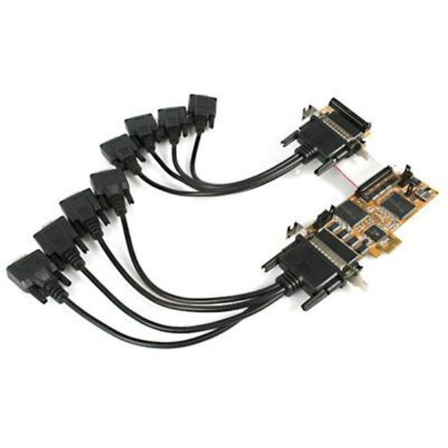 8 Port PCI Express LP Card