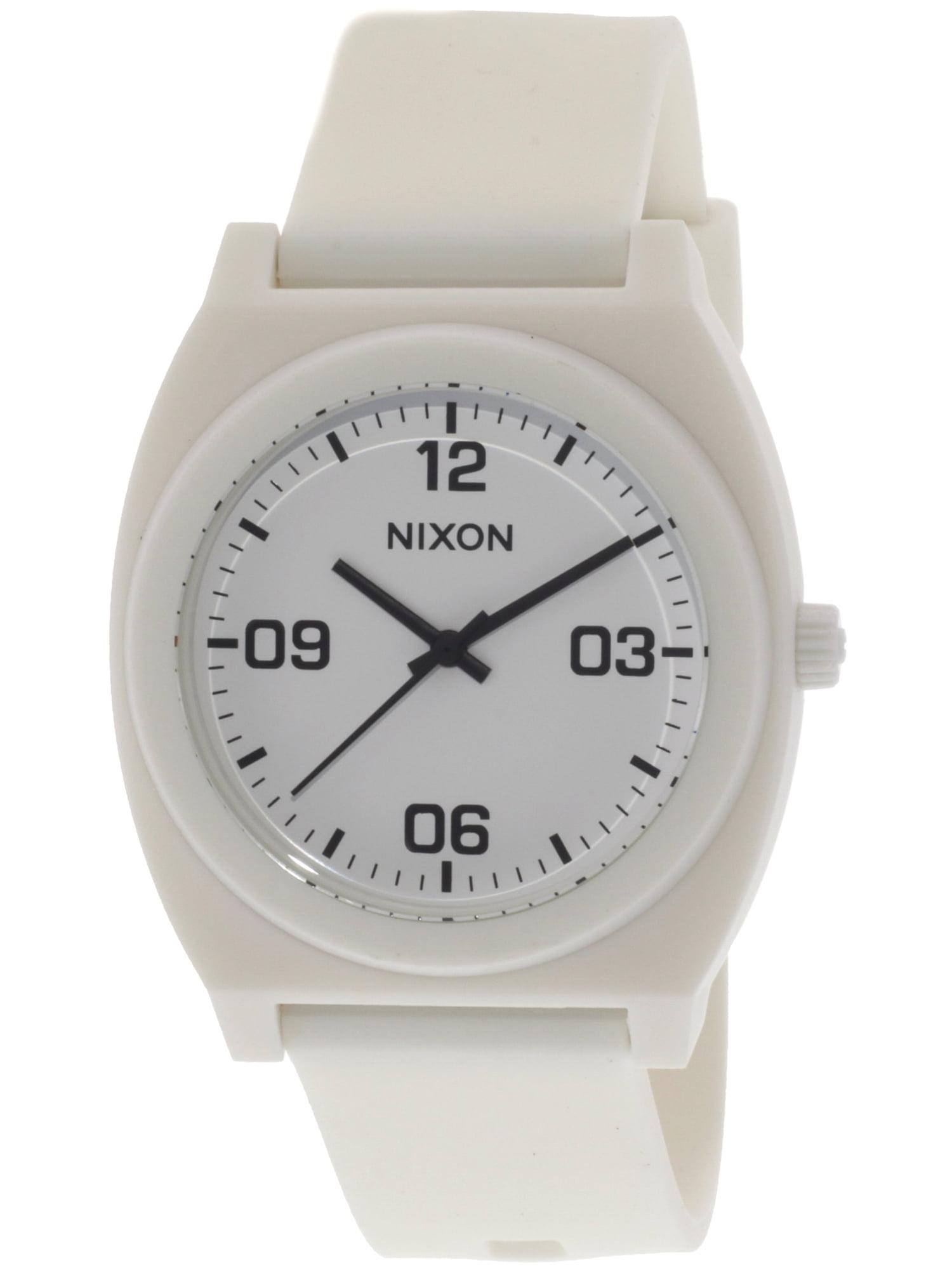 A12483009 White Resin Japanese Quartz Fashion Watch