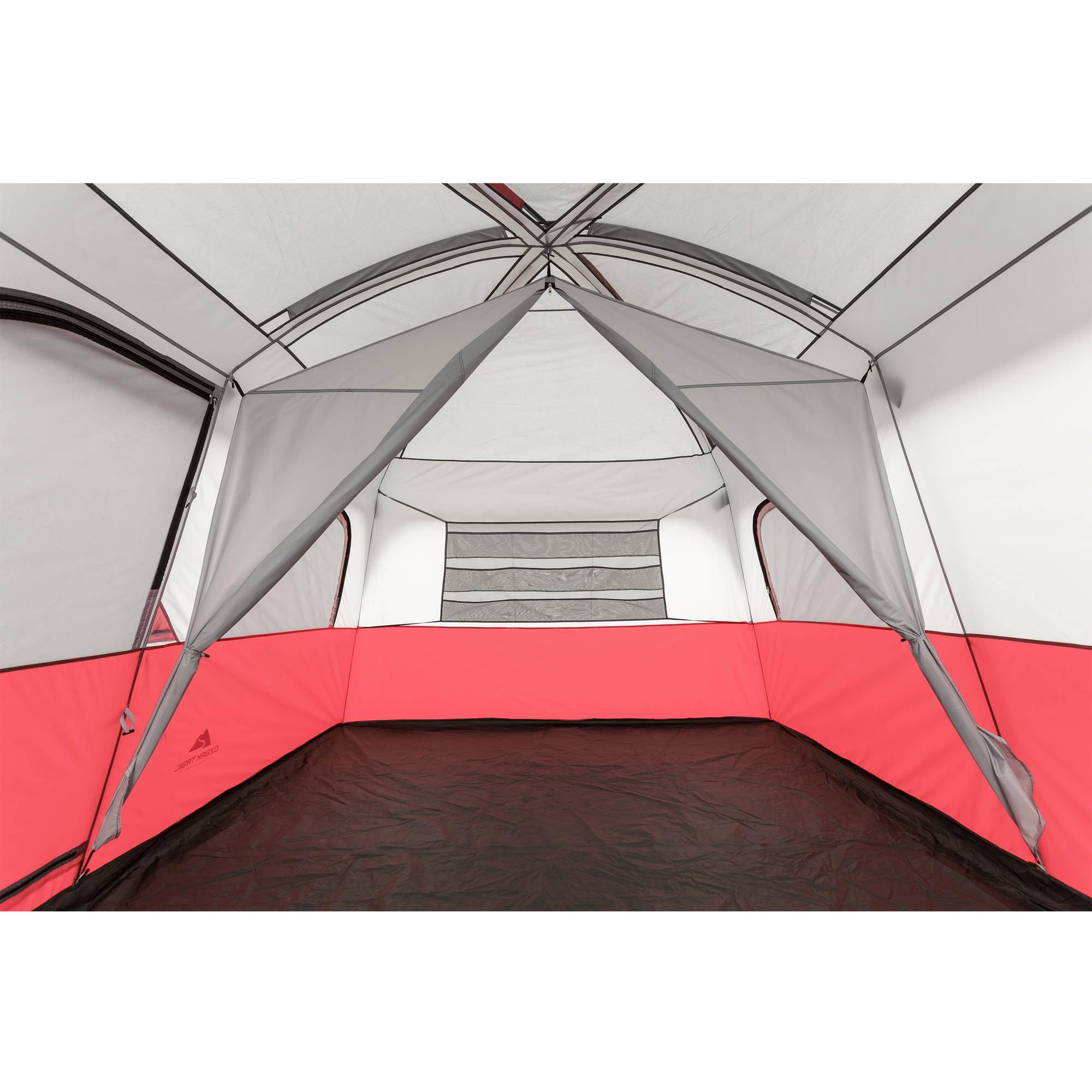 sc 1 st  Walmart & Ozark Trail 10 Person 2 Room Cabin Tent - Walmart.com