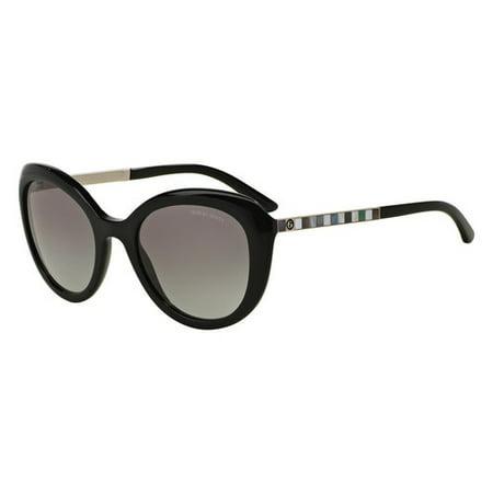 Giorgio Armani AR8065H 501711 Black Full Rim Cat Eye Sunglasses Frames for (Giorgio Armani Prescription Sunglasses)
