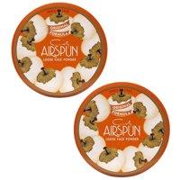 (2 Pack) Coty Airspun Loose Powder, Naturally Neutral, 070-11, 2.3 Oz