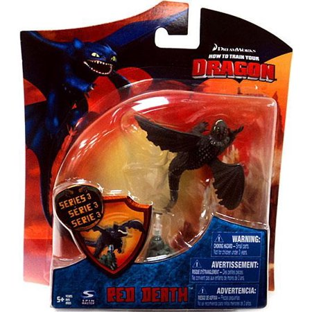 How to train your dragon series 3 red death action figure how to train your dragon series 3 red death action figure ccuart Gallery
