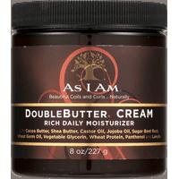 As I Am DoubleButter Cream Rich Daily Moisturizer, 8 oz