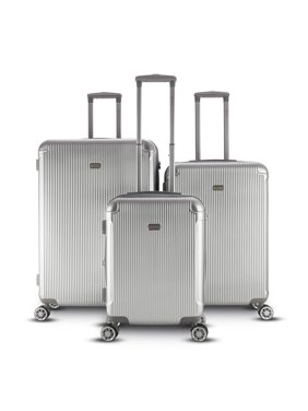 508d259573 Product Image Gabbiano Genova Collection 3 Piece Hardside Spinner Luggage  Set