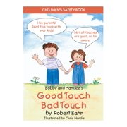 Bobby and Mandee's Good Touch/Bad Touch: Children's Safety Book (Paperback)