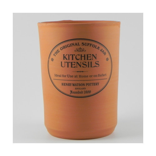 Henry Watson Original Suffolk Terracotta Utensil Jar