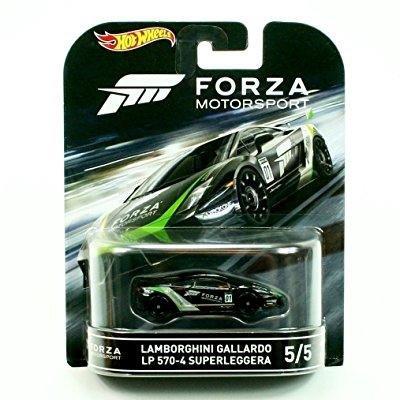 Hot Wheels Retro Entertainment Forza Motorsports Lamborghini