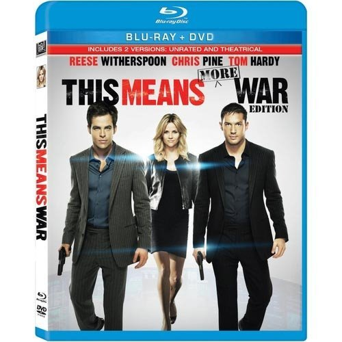 This Means War (Blu-ray + DVD) (With INSTAWATCH) (Widescreen)