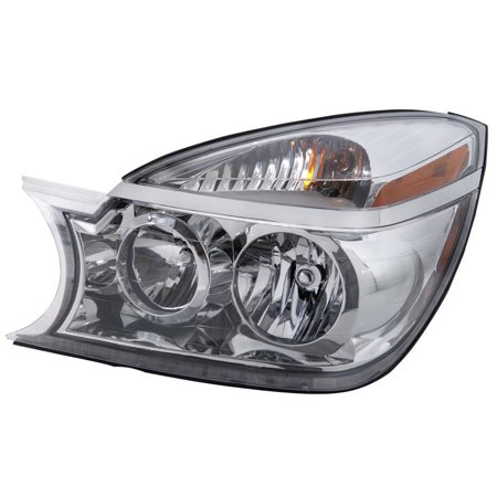 2004-2007 Buick Rendezvous New Driver Side Headlight GM2502245