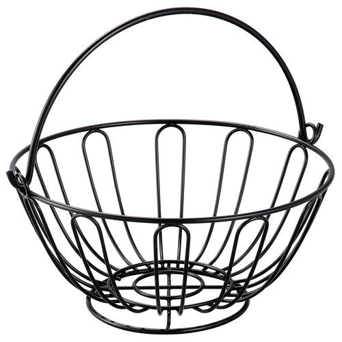 Chenco Inc. Round Fruit Basket with Handle