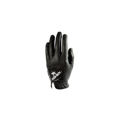 Asher Gloves CKB-LL-L New- Chuck - Midnight Black Ladies Large - pack of 2