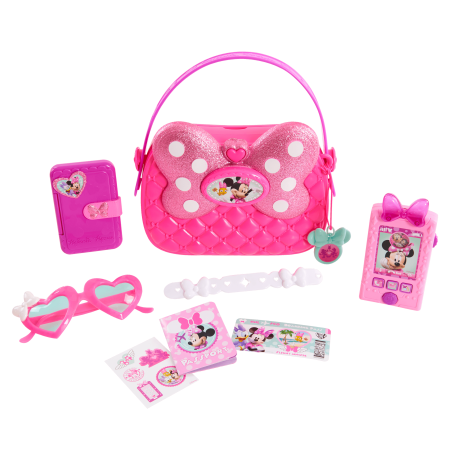 Minnie's Happy Helpers Bag Set for $<!---->