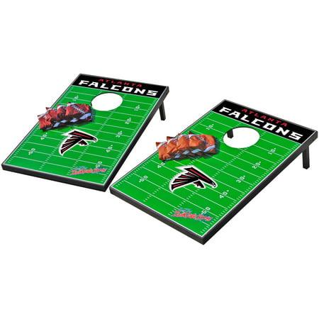 Wild Sports NFL Atlanta Falcons 2x3 Field Tailgate (Atlanta Falcons Mat)