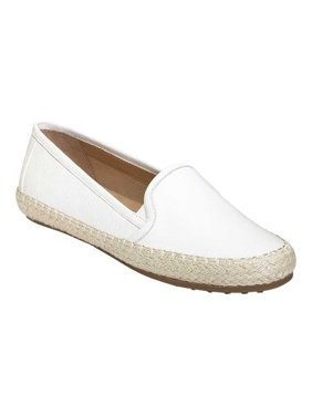 Womens Aerosoles Lets Drive Loafers, White