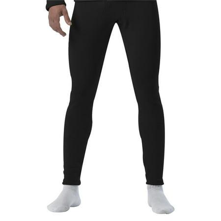 Mens ECWCS Level II Thermal Underwear Pants, Black