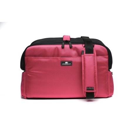 Sleepypod Atom Metropolitan Pet Carrier Blossom Pink