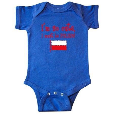 f7bc66270c3f So Cute Polish Infant Creeper - Walmart.com