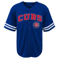 edcd088e714 Product Image MLB Chicago CUBS TEE Short Sleeve Boys Fashion Jersey Tee 60%  Cotton 40% Polyester