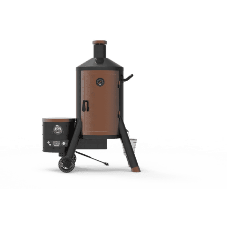 Pit Boss PBVPS1 Whiskey Still Wood Pellet Smoker