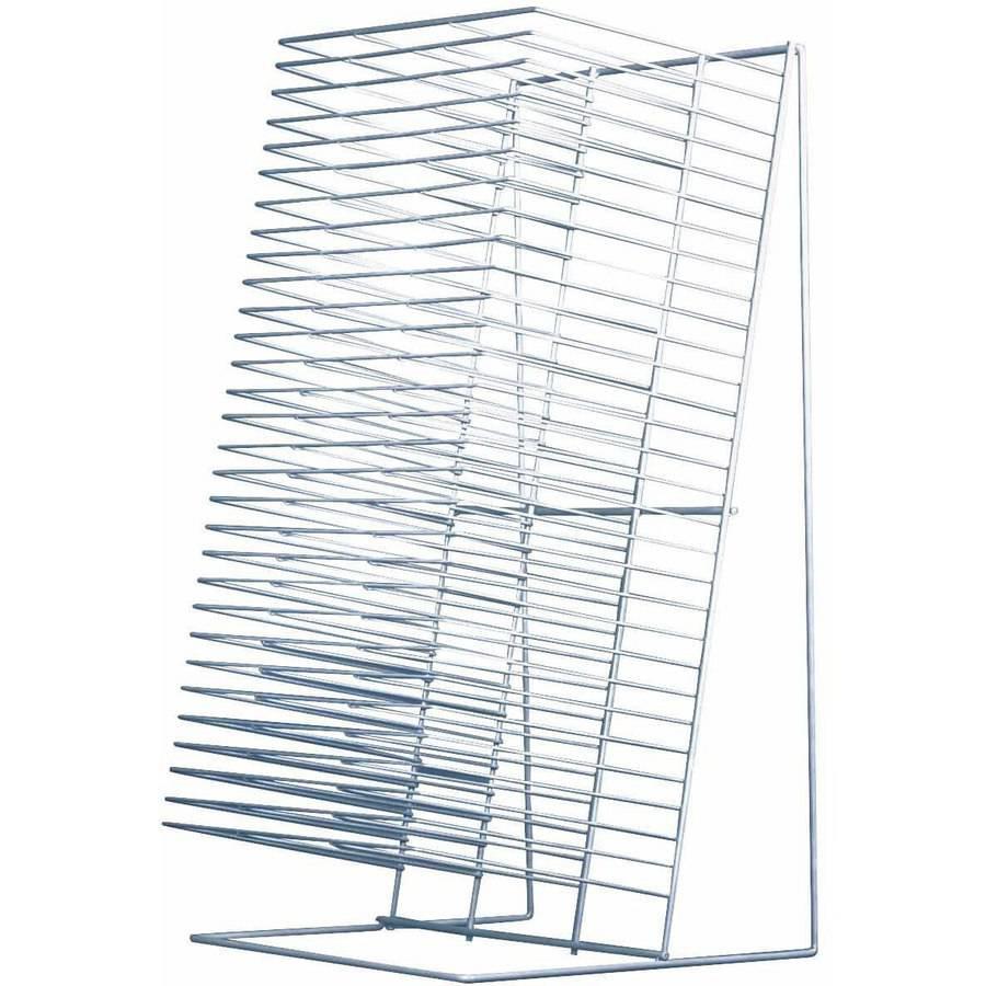 "Sax Single-Slide Table Top Drying Rack, 12"" x 8"""
