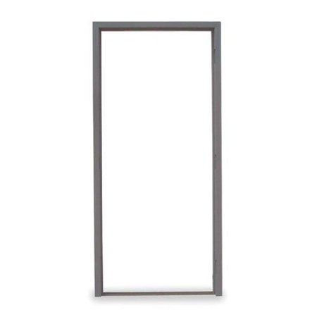 CURRIES CF478C3070R Security Door Frame, Drywall, RH, 37-1/8in ...