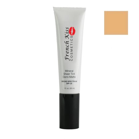 French Kiss Mineral Sheer Tint Demi-Matte SPF20 Cameo 1oz.