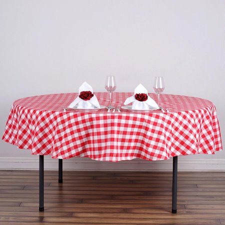 Perfect Picnic Inspired Red/White Checkered 70