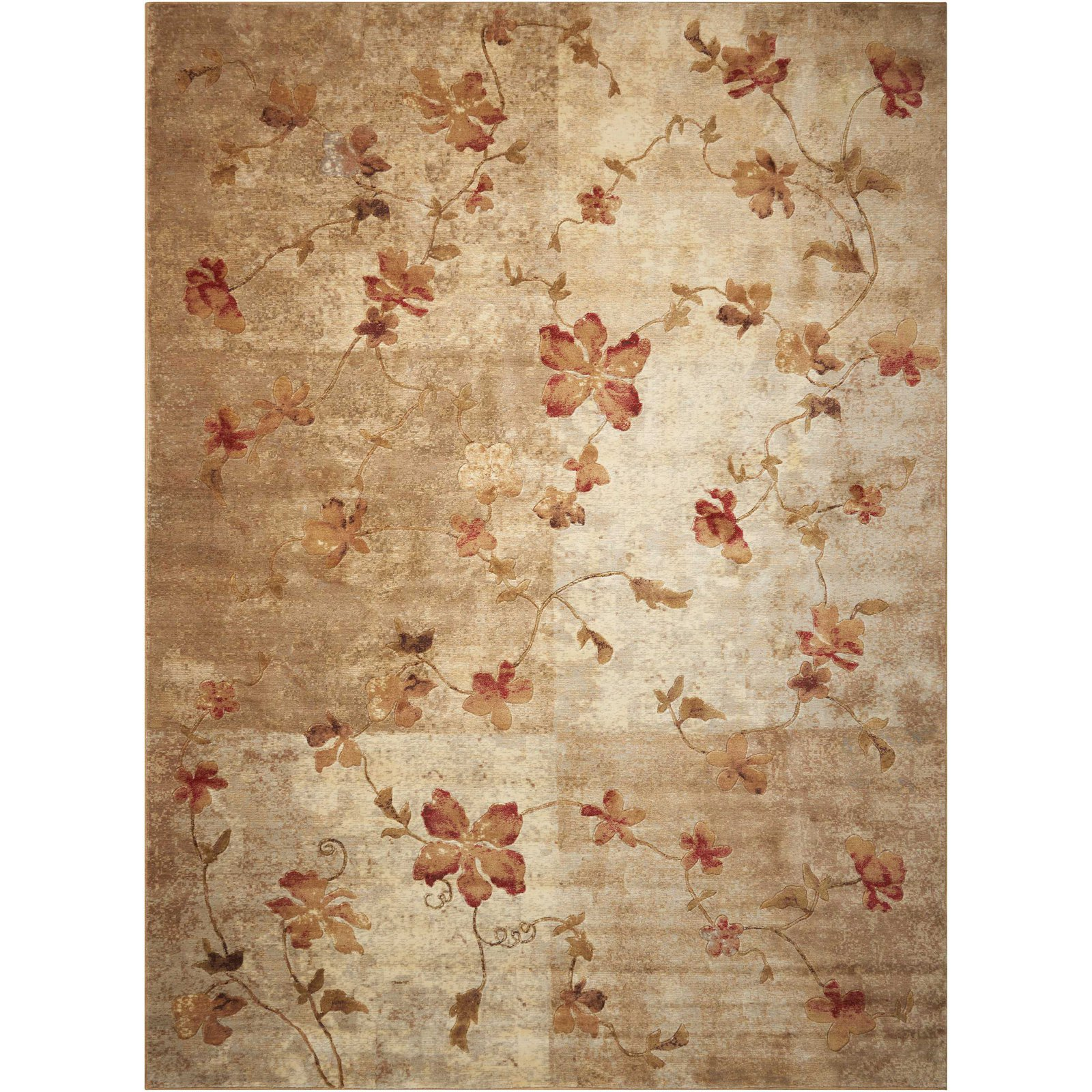 Nourison Somerset ST64 Woven Polyacrylic Rug, Multicolor