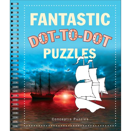 Fantastic Dot-To-Dot Puzzles -