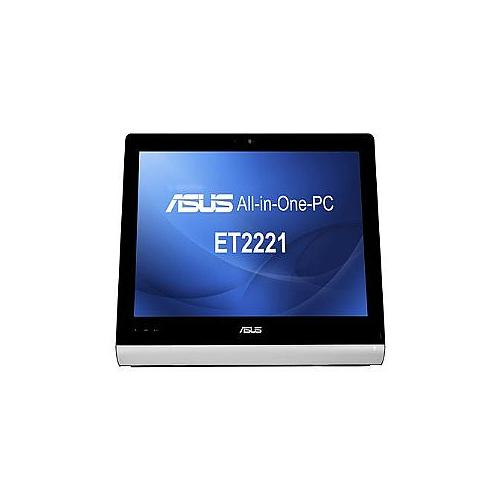 ASUS All-in-One PC ET2221AUTR - All-in-one - 1 x A8 series A8-5550M - RAM 4 GB - HDD 1 TB - DVD-Writer - Radeon HD 8550G