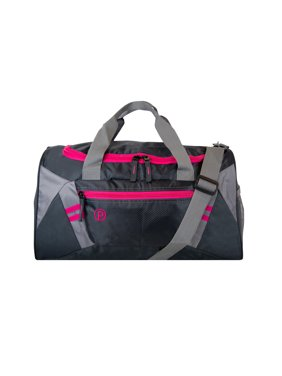 Protege 18in Duffel Grey/pink