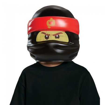 Disguise Kai LEGO Ninjago Movie Mask One - Movie Mask