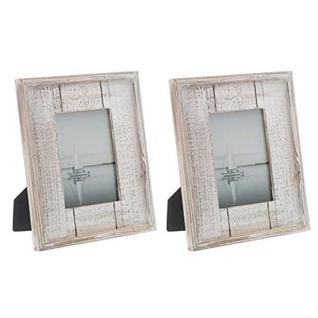 Barnyard Designs Rustic Distressed Picture Frame 5