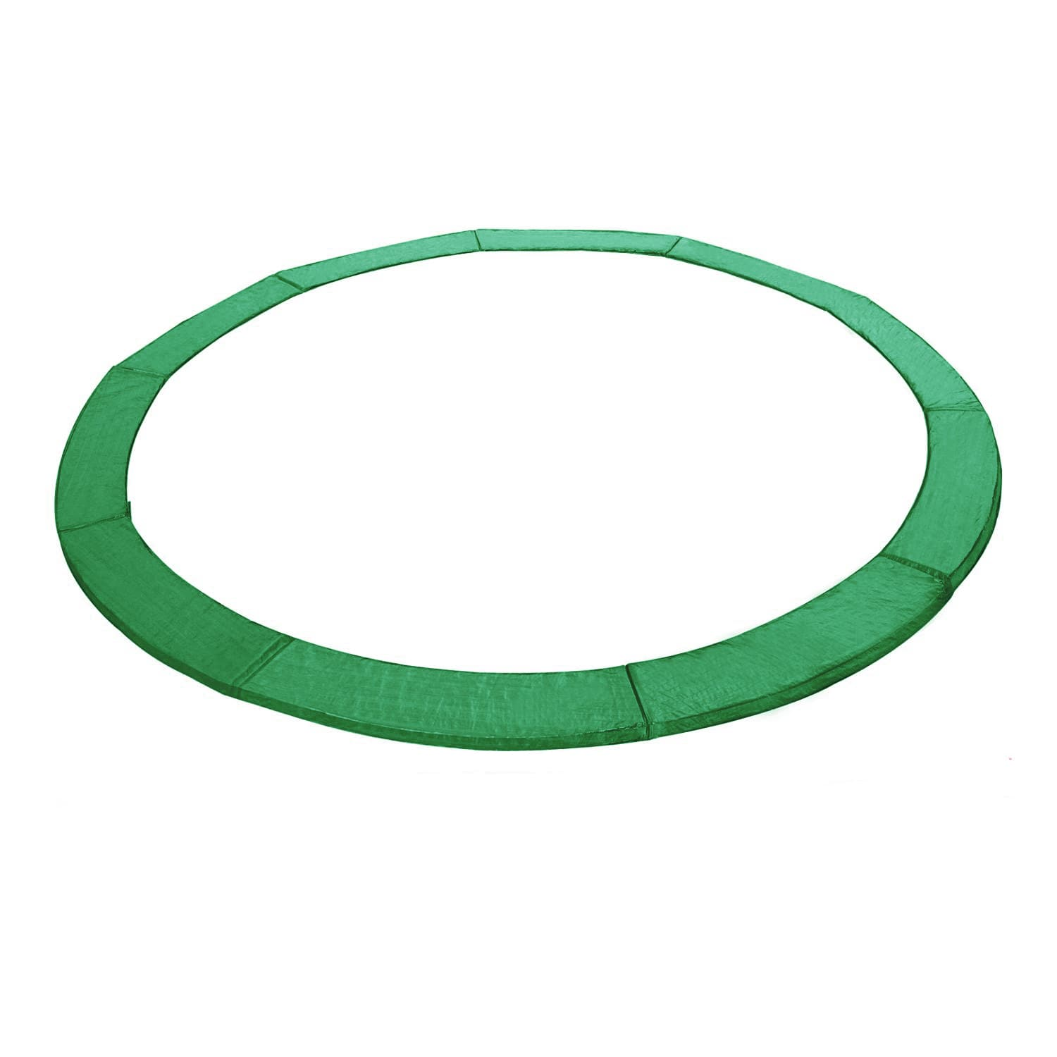 Trampoline Replacement Safety Pad Frame Spring Round Cover, 14-Foot, Green