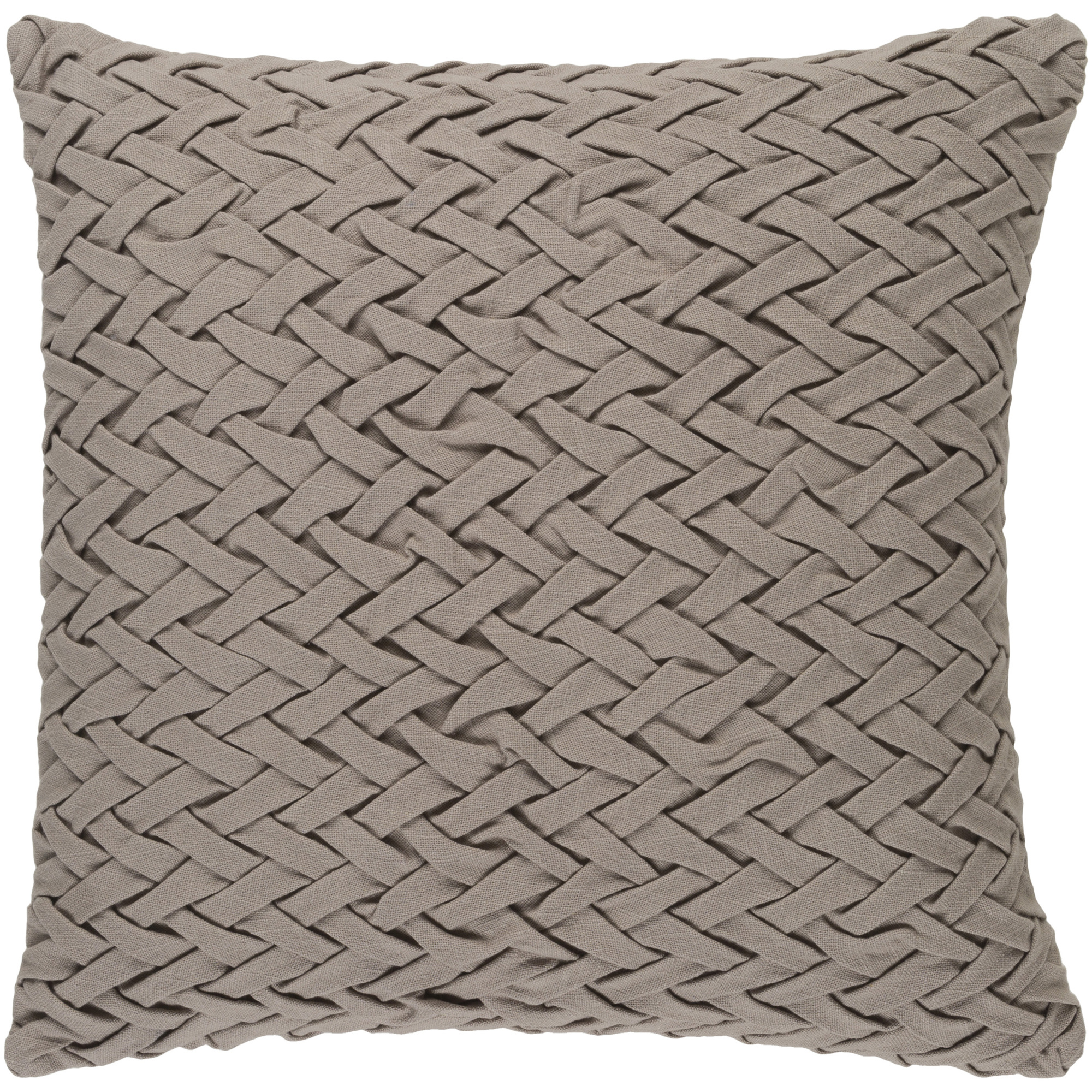 "Art of Knot Bendmore 18"" x 18"" Pillow Cover"