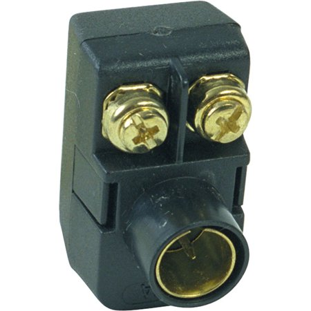 Thomson Rca Push-on Matching Transformer - A/v Connector - F Connector (vh58n)