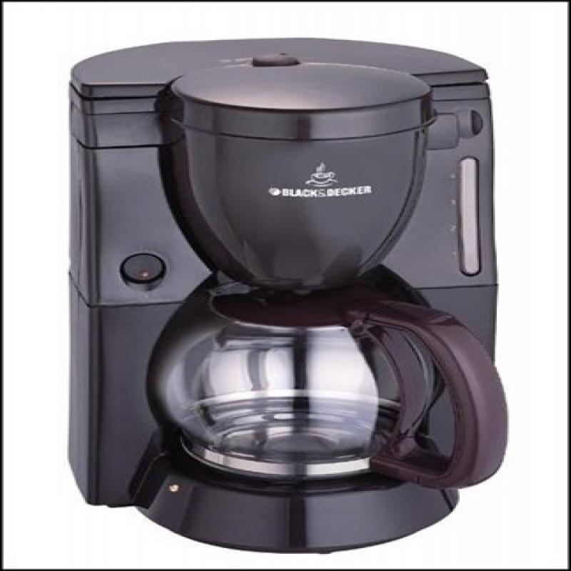 Black & Decker DCM80 12 Cup Coffee Maker (220 Volt) It will not work in the USA or Canada by Black & Decker